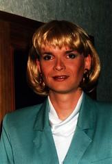 Pimkie skirtsuit (Marie-Christine.TV) Tags: feminine lady tgirl tgurl mariechristine skirtsuit kostüm dame elegant bluse blouse secretary sekretärin