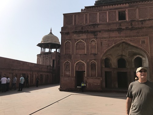 99. Agra fort, Agra, India