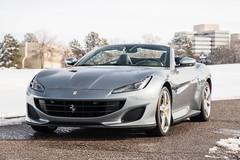 Ferrari Portofino (Hunter J. G. Frim Photography) Tags: supercar colorado ferrari portofino v8 turbo convertible grigio silver gray italian ferrariportofino