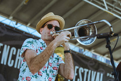 French Quarter Fest 2019 - Panorama Jazz Band