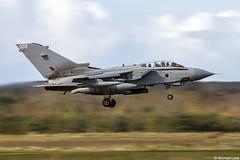 RAF Panavia Tornado GR4 ZA592/059, XV (R) Squadron; RAF Lossiemouth, Scotland (Michael Leek Photography) Tags: aircraft aeroplane aeronautical aviation aviationphotography panaviatornado panavia tornado tornadogr4 gr4 groundattack bomber bomberaircraft jetbomber jet jetaircraft raf raflossiemouth rafphotography royalairforce moray morayshire lossiemouth northeastscotland britainsarmedforces flight panning iconicaircraft iconic xvsquadron ocu operationalconversionunit historicaircraft militaryaviation militaryaircraft militaryjet nato michaelleek michaelleekphotography