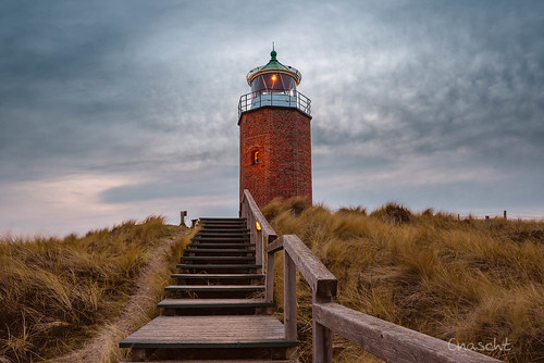 Leuchtturm Rotes Kliff