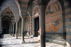 Amalfi Cattedrale di Sant'Andrea Apostolo (Paolo Bonassin) Tags: italy campania amalfi scansionedelnegativo photodigitized analog analogica fotoanalogica photoanalogue scanned fotoanalogichedigitalizzate