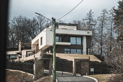 Zed House (Calin Sirbu) Tags: brasov romania mountains zed sly house modern