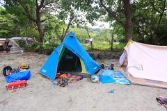 IMG_7359 (諾雅爾菲) Tags: taiwan camping 台灣 墾丁 露營 香蕉灣原始林露營區 熊帳 coleman 印地安帳