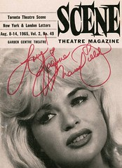 Jayne Mansfield - Scene Theatre Magazine (poedie1984) Tags: jayne mansfield vera palmer blonde old hollywood bombshell vintage babe pin up actress beautiful model beauty hot girl woman classic sex symbol movie movies star glamour girls icon sexy cute body bomb 50s 60s famous film kino celebrities pink rose filmstar filmster diva superstar amazing wonderful photo american love goddess mannequin black white tribute blond sweater cine cinema screen gorgeous legendary iconic magazine covers color colors scene theatre signature handtekening toronto new york london letters