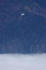 Schnappenkirche St.Wolfgang (Aah-Yeah) Tags: schnappenberg hochgern hochlerch luchsfallwand schnappenkirche stwolfgang achental chiemgau bayern nebel mist fog einöder berg
