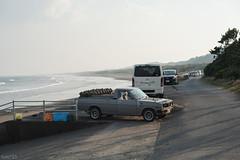 海 (fumi*23) Tags: ilce7rm3 sony sea ocean beach miyazaki fmount cosina nokton voigtlander 58mm voigtländernokton58mmf14slⅱ manualfocus a7r3 海 宮崎 コシナ ノクトン フォクトレンダー 車 car
