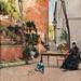Hugo Birger «Scene from Alhambra», 1882 г.