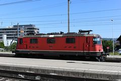 Re 420 252-9 (multituba) Tags: train loco locomotive pratteln freight logistics nikond500 re420