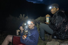 Eating Dinner (Mark Griffith) Tags: ancientlakes annual backpacking camping desert dustylake easternwashington overnighter quincy sonyrx100va traditions washington 20190329dsc01857