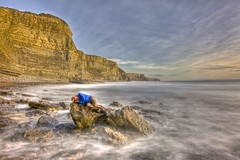Someone's yearning (pauldunn52) Tags: paul long exposure cliffs sea glamorgan heritage coast wales