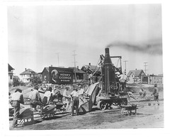Early Steam Mixer (associationofequipmentmanufacturers) Tags: aem history