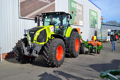 Claas Axion 810 (Lucas Ensing) Tags: claas axion 810