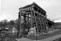 The Anderton Boat Lift, Northwich, Cheshire (big_jeff_leo) Tags: industrial old cheshire boat canal heritage historic victorian engineering lock lift