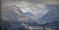 Snow in the Lakes! (zoomerphil) Tags: lake district buttermere crummock lorton fells snow