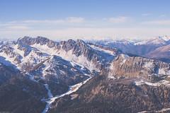San Martino di Castrozza1 di 1)-5 (gminguzzi) Tags: montagna trentino san martino di castrozza dolomiti alberi quota rifugio inverno