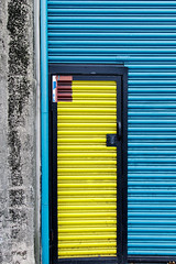 Door (EightBitTony) Tags: colour blue urban canon7d2 door yellow rollerdoor contrast citycentre city february 2019 nottingham uk nottinghamshire canon canon7dmarkii canon7dmark2 canon7dmk2 canon7dii canondslr canoneos canoneos7dmarkii canoneos7d2 canoneos7dii england unitedkingdom gb