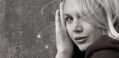 Eve ... P7163M4 (attila.stefan) Tags: evelin eve eyes stefán stefan autumn fall ősz 2018 pentax portrait portré girl győr gyor beauty k50 tamron 2875mm