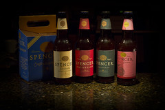 Spencer Variety Pack (brucetopher) Tags: 4 four spencertrappistale indiapaleale stjosephsabbey spencerbrewery spencer trappist ale india pale cloudy opaque orange yellow flavorful hops craft beer brew craftbeer craftbrew smallbatch americancraftbeer drink festive special celebration monk monks trappistmonk
