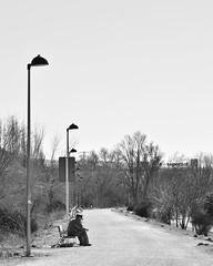 La soledad es peligrosa, es adictiva. Una vez que te das cuenta de cuanta paz hay en ella, no quieres lidiar con la gente. (elena m.d.) Tags: guadalajara nikon d5600 sigma