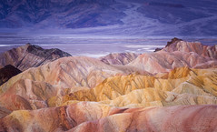Colors of Badlands (Ping...) Tags: badlands deathvalley