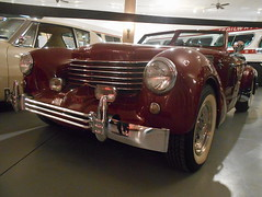 1969 Cord Royale (splattergraphics) Tags: 1969 cord royale samco 440 museum aacamuseum hersheypa