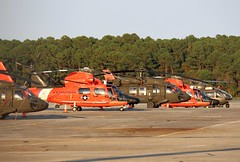 Hurricane Florence Relief 2018, (hondagl1800) Tags: aircraft aviation helicopter militaryaircraft military militaryaviation militaryvehicle militarytransport rescue hurricaneflorencerelief2018 helo militaryhelicopter usa blackhawk dolphin