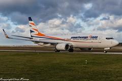 SmartWings OK-TSF (U. Heinze) Tags: aircraft airlines airways airplane planespotting plane haj hannoverlangenhagenairporthaj eddv nikon nikon28300mm flugzeug