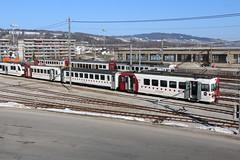 2019-02-21, TPF, Bulle (Fototak) Tags: schmalspurbahn treno railway train tpf bulle gruyère switzerland 124 215 223