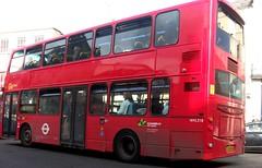 London Central WVL318 on route 180 Greenwich 02/03/19. (Ledlon89) Tags: bus buses london transport tfl londonbus londoncentral goaheadlondon londonbuses transportforlondon londontransport