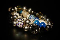 Macro mondays - Jewelry (Jose Rahona) Tags: macromondays macro mondays jewelry hmm brazalete bracelet beads