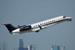 "Air Hamburg D-ARMY Embraer EMB-135BJ Legacy 650E cn/14501229 ""VIP"" @ EDDL / DUS 04-05-2018 (Nabil Molinari Photography) Tags: air hamburg darmy embraer emb135bj legacy 650e cn14501229 vip eddl dus 04052018"