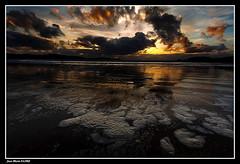 Fin de Journée.. (faurejm29) Tags: faurejm29 canon ciel mer paysage plage nature nuages sigma sea seascape sky sunset sable beach bretagne