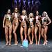 Bikini Novice 6th #36 White 4th #48 Genyn 2nd #29 Ponich 1st #24 Amos 3rd #47 Foley 5th #25 Gentle