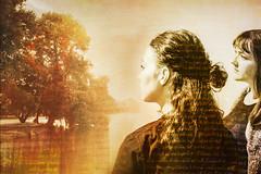 garden of eden (gotan-da) Tags: portrait composite artistic manipulation photoshop artwork texture gardenofeden