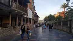 Avilés. Calle Galiana 3 (alvaro31416) Tags: aviles asturias galiana calle soportales