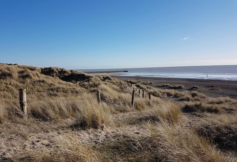 Dunes at Littlehampton Beach 1