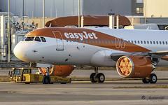 EasyJEt Airbus A320-NEO  G-UZHV (MSN 8722) (antowo1) Tags: easyjet easy jet airbus a320 neo a320neo xfw finkenwerder hamburg deutschland aircraft flugzeug plane planes canon eos