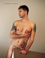 Nude male lebanese models something is