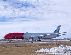 Norwegian Air Shuttle B-787-9 Dreamliner (ConcordeNick ArtPhoto) Tags: aircraft airplane airliner aviation aviationphotography transport transportation travel flight flying norwegianairshuttle dreamliner b7879 boeingb7879 concordenickartphoto concordenickartphotozenfoliocom olympus e5