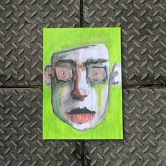Mesmer Eyes (id-iom) Tags: idiom head face graffiti street urban art mesmer hypno coeus