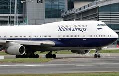 G-CIVB (Ken Meegan) Tags: gcivb boeing747436 25811 britishairways dublin 2132019 negusretro baretro ba100 neguslivery retro boeing747 boeing747400 boeing 747436 747400 747 b747 b747400 b747436