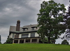 Linden Hall Mansion (George Neat) Tags: historical old landmark mansion usx united states steel house home buildings structures outside fayette county pa pennsylvania laurelhighlands patriotportraits neatroadtrips georgeneat scenic scenery landscapes