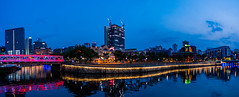 Singapore River at Robertson Quay (Thanathip Moolvong) Tags: singapore river robertson quay clarke forcanning