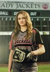 Erica Speer (TX 66) Tags: 6a uil 11 erica team speer yellowjackets jackets yellow varsity school high softball texas rockwall 2017