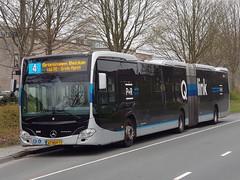 NLD Qbuzz 3444 - 4 (Roderik-D) Tags: qbuzz34203447 mercedesbenz 67bdp7 3444 4 roden 2013 citaro3 o530g isri articulatedbus gelenkbus qlink ticketmachine lightsensor 3axle 3doors seats441001 dieselbus wensink