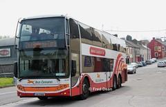 Bus Eireann LD223 (08D68910). (Fred Dean Jnr) Tags: buseireannroute261 cork buseireann triaxle daf sbr4000 vdl berkhof axial ld223 08d68910 ballinacurra april2019