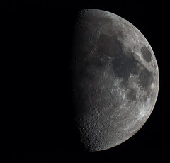 13.04.19 - Waxing Gibbous Moon (ZBOYDMARK) Tags: moon moonlight craters lunar astrophotography astronomy astro luna