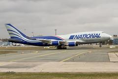 IMG_5777@L6 (Logan-26) Tags: boeing 747428bcf n952ca msn 25238 national airlines riga international rix evra latvia airport aleksandrs čubikins
